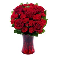 Red Rapture Bouquet (BF384-11K)